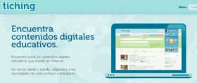 Tiching: una red global para compartir material educativo