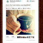 Si nieva, tuiteo – Marketing en Redes Sociales
