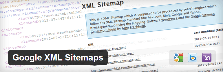 Google XML Sitemaps mejores plugins seo wordpress
