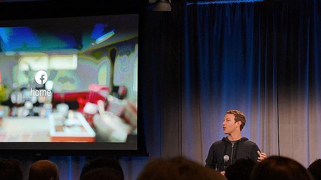 Facebook presenta Home, una nueva app de inicio para móviles Android