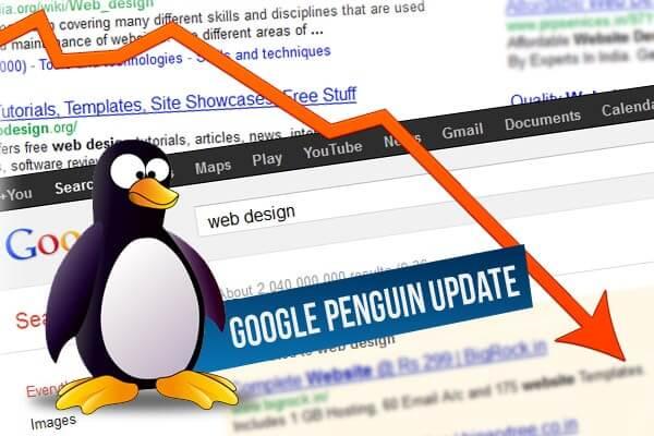 El algoritmo Google Penguin cumple un año