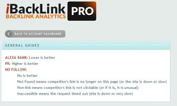 9 Mejores herramientas de backlinks del 2013