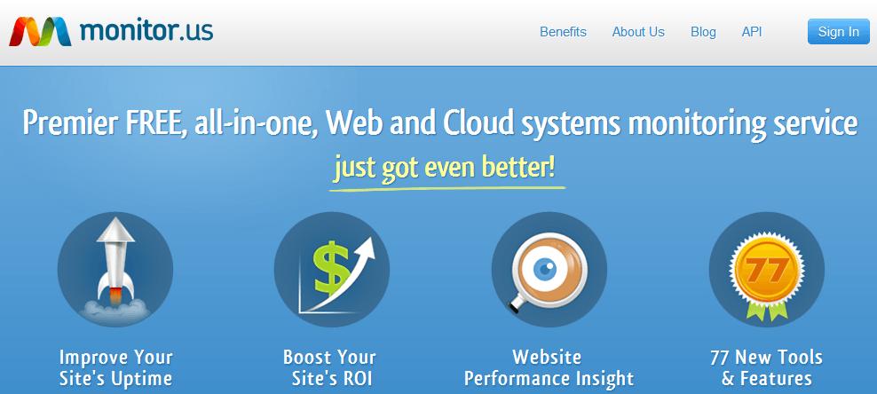 monitorus servicios gratuitos para monitorizar una web