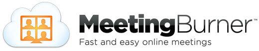 mejores herramientas de videoconferencia meetingburner