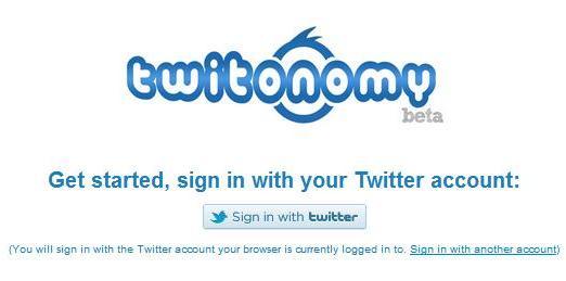 autoridad en twitter twitonomy
