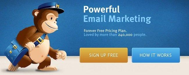 mejores herramientas gratuitas de email marketing mailchimp
