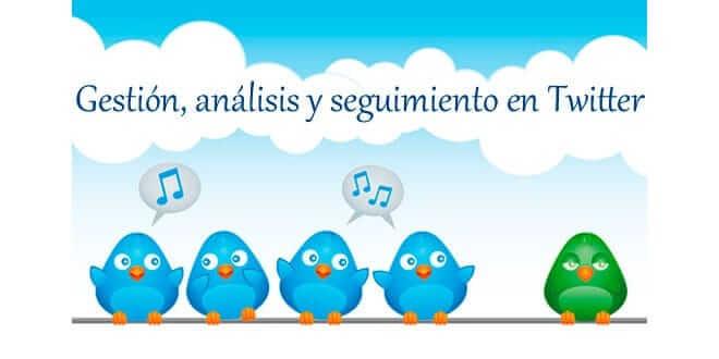 12 Mejores herramientas para Twitter: Gestión, analítica, seguimiento y autoridad en Twitter