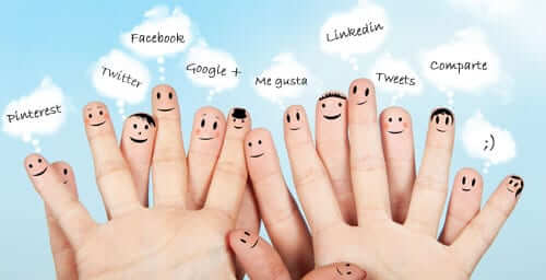 primeros pasos en el SEO social media