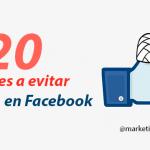 Cómo crear una cuenta en Facebook – Errores a Evitar