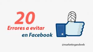 crear una cuenta en facebook errores