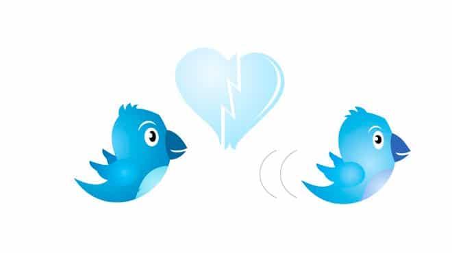 16 errores comunes en Twitter que debes evitar siempre