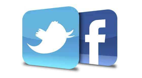 redes sociales seo facebook twitter