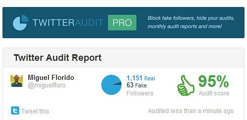 seguidores falsos
