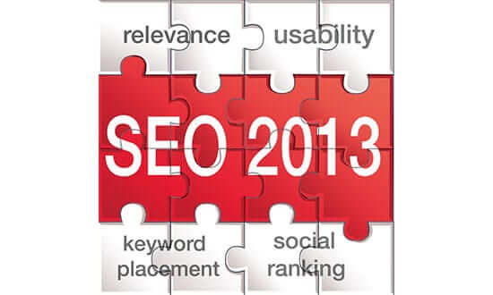 Factores SEO 2013 – 10 ingredientes para ser un gran Chef SEO