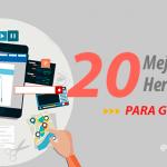 20 Mejores herramientas para Google Plus – Actualizado 2015