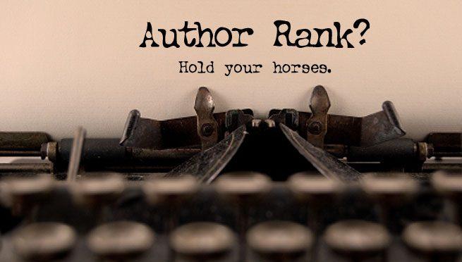 author rank