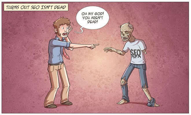 ¿El SEO está muerto?