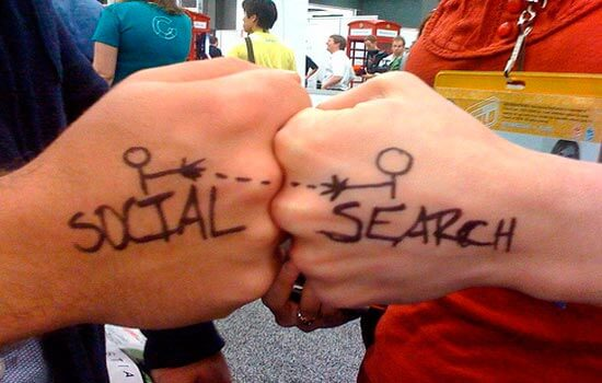 social search seo