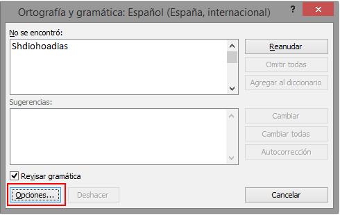 legibilidad word