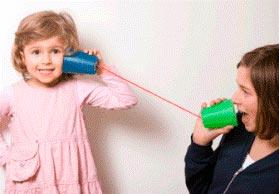 comunicación de boca a boca