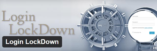 login lock down