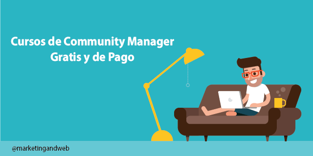 Mejores cursos community manager online gratis pago