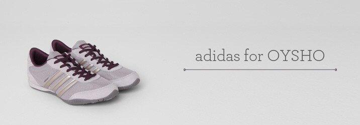 adidas for oysho
