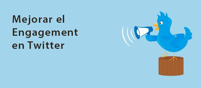 mejorar el engagement en twitter