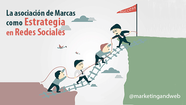 La asociación de Marcas como Estrategia de Marketing en Redes Sociales