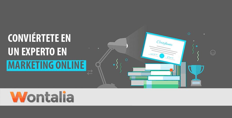 Wontalia 2.0: Plataforma de cursos online de Marketing Digital