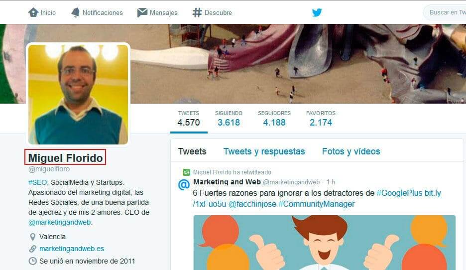 miguel florido cuenta twitter