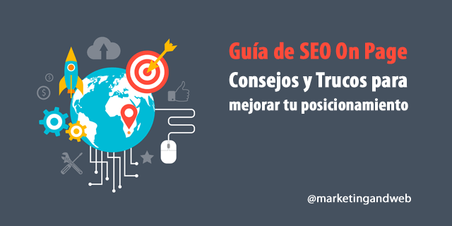 seo on page guía