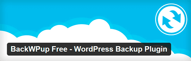 Back Pup Free plugin seguridad wordpress