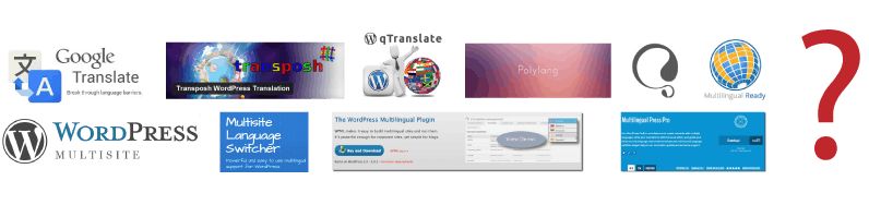 Multilinguan WordPress