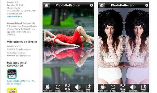 Photo Reflection HD Free