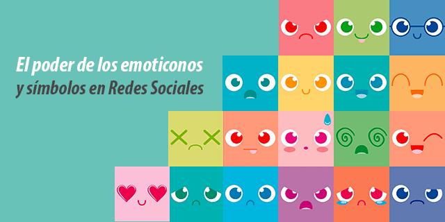 El poder de los símbolos y emoticonos en Twitter y Facebook