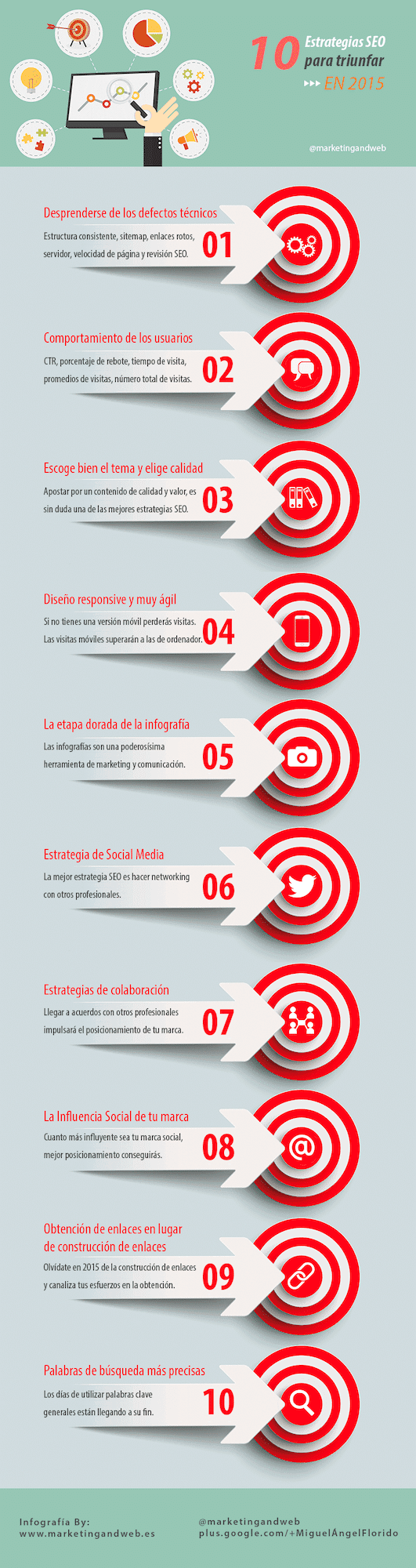 mejores estrategias seo para posicionar tu web