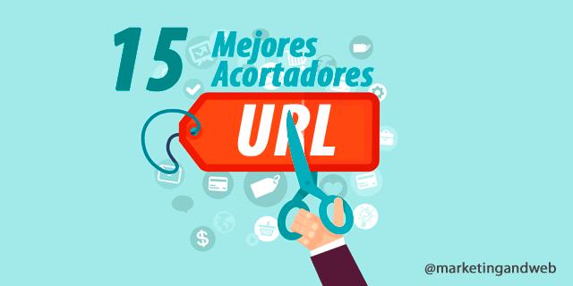 ¡Acortar URLs! Los 15 Mejores Acortadores de URL para Redes Sociales