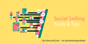 social selling tips tools