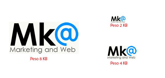 diferentes logos