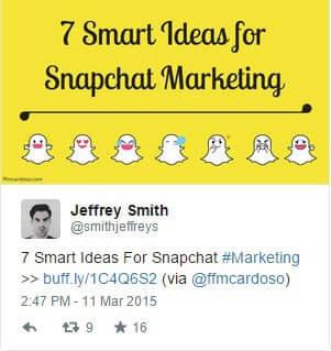 smart ideas twitter