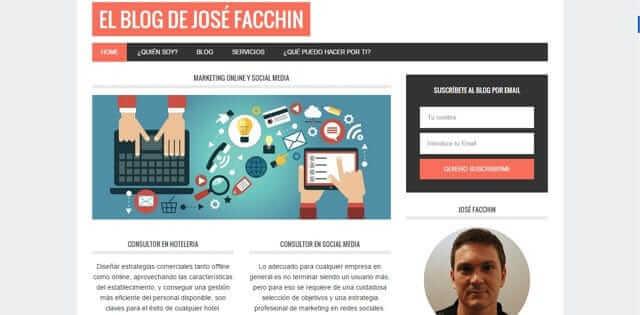 josefacchin.com