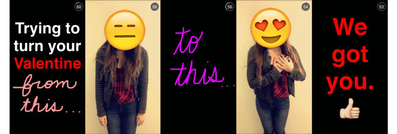 Snapchat tacobell