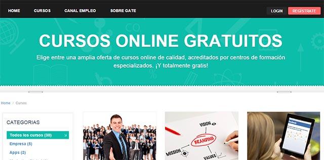 aula gate cursos online