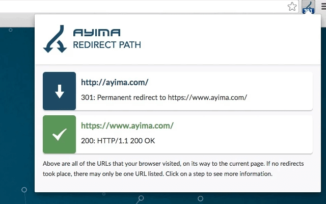 ayima redirect path