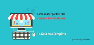 cómo vender por internet tienda online