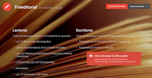 descargar libros en pdf