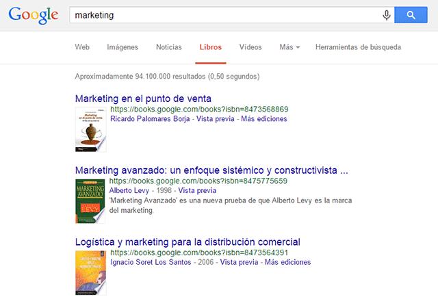 google libro