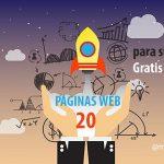 20 Páginas para subir imágenes gratis a Internet