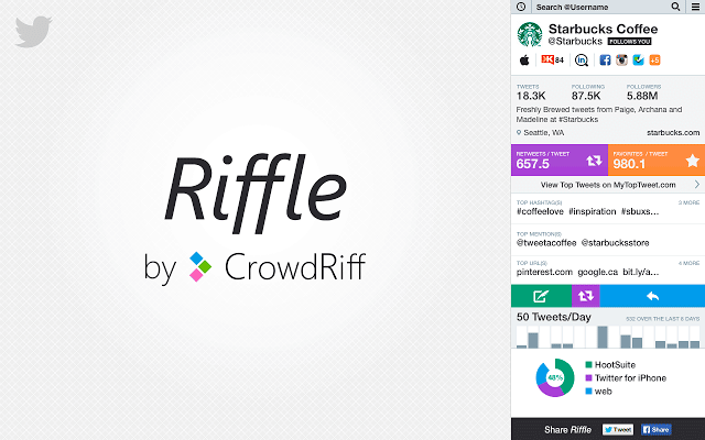 riffle extension chrome